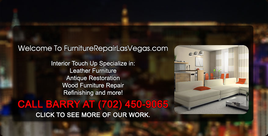 Las Vegas, Henderson Furniture Repair